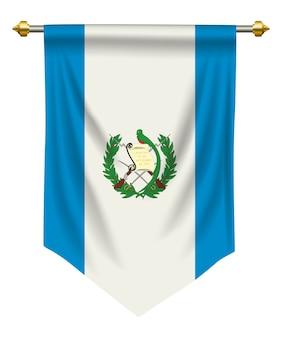 Guatemala pennant