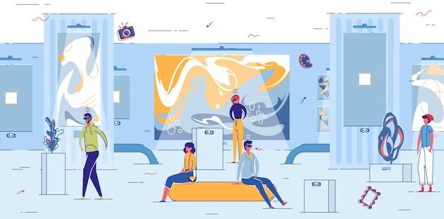 Опыт гостей в привлечении виртуальной реальности