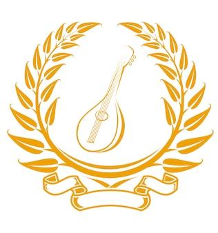 ギターのシンボル