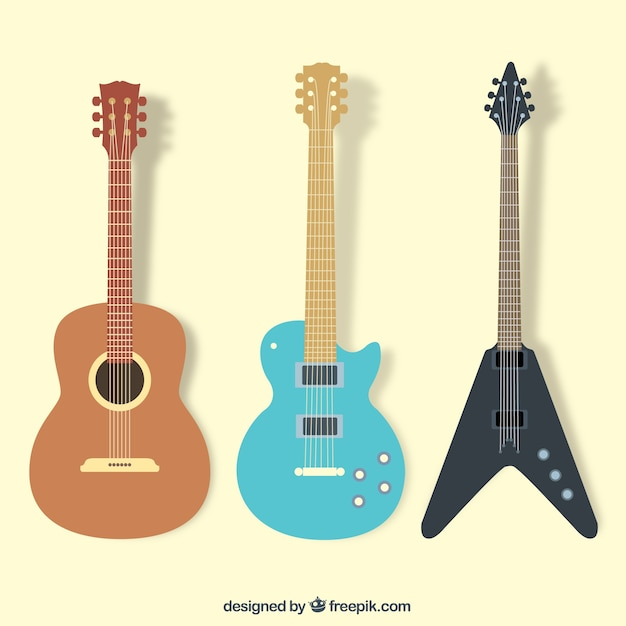 guitar vectors photos and psd files free download rh freepik com acoustic guitar vector art acoustic guitar vector image