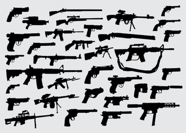 Gun Vectors Photos And Psd Files Free Download