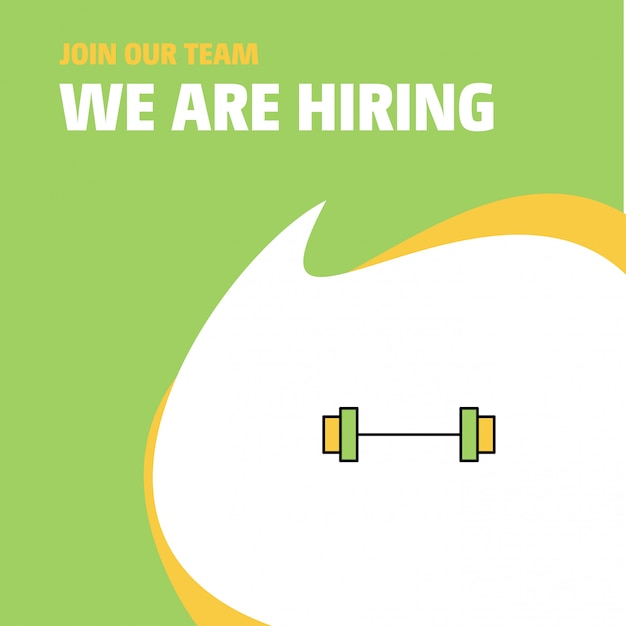 Gym company we are hiring background