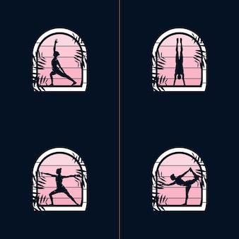 체조 로고 디자인 서식 파일