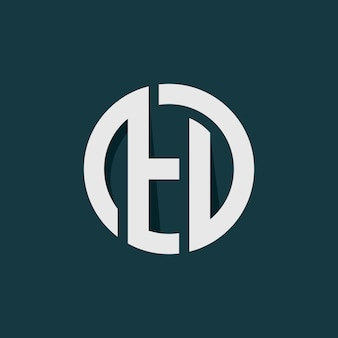 H letter logo icon illustration