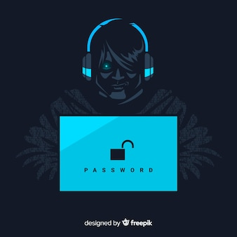 Hacker Vectors, Photos and PSD files | Free Download