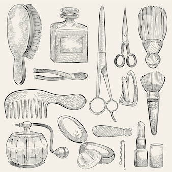 Hairdresser set