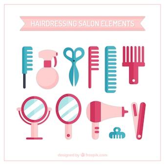 Elementi parrucchiere