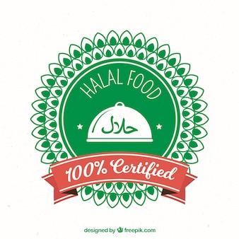 Halal food certified