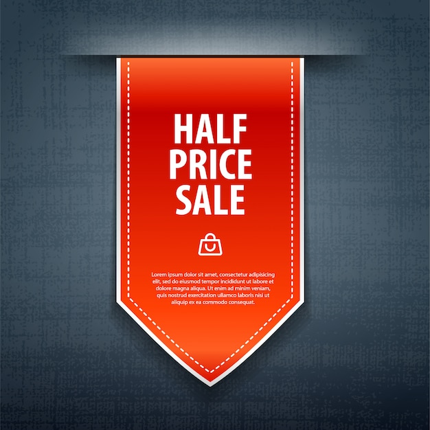 Half price sale denim