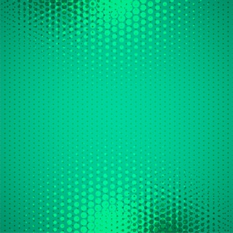 Halftone background in comic pop style