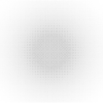 Halftone circle dot pattern. black abstract illustration.