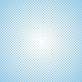 하프톤 원 도트 블루 벡터 디자인 배경