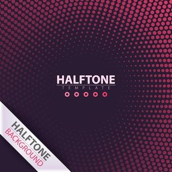 Halftone idea
