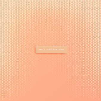 Halftone pattern, abstract background