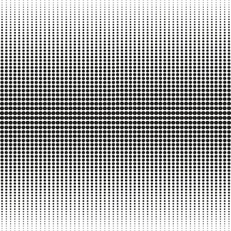A simple but nice halftone vector heart pattern. Vector | free.