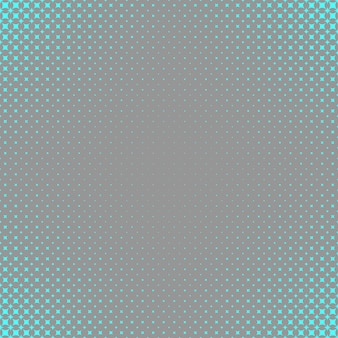 Halftone star pattern background - vector graphic design with curved stars in varying sizes