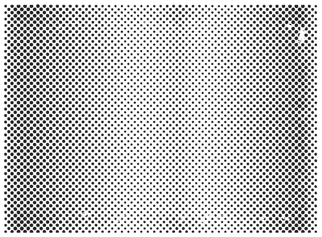 Halftone texture background