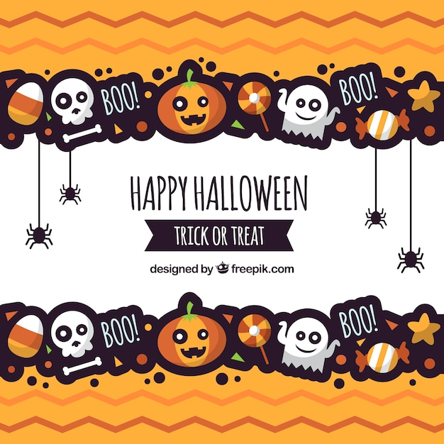 halloween vectors 11 400 free files in ai eps format rh freepik com free halloween vector clipart free halloween vector clipart