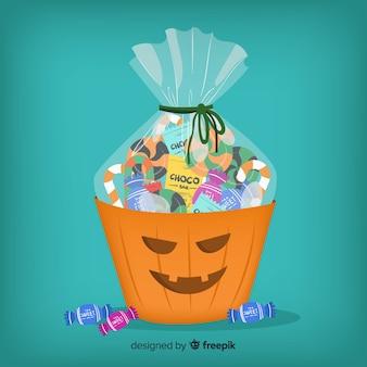 Halloween bag concept