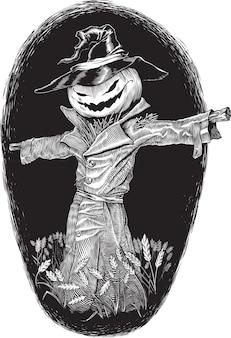 Призрак хэллоуина