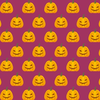 Halloween celebration pattern