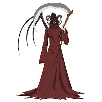 Halloween character costume