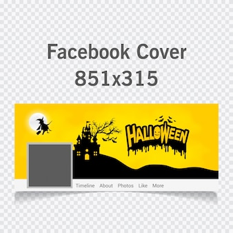 Halloween cover for social media