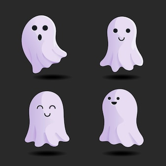 Halloween festival ghost pack