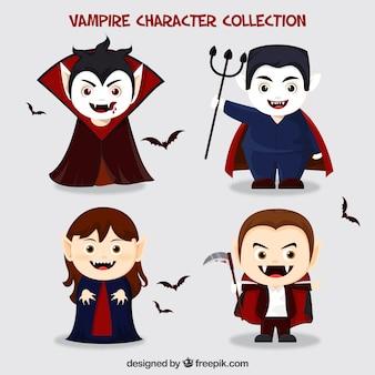 Halloween fun vampire pack