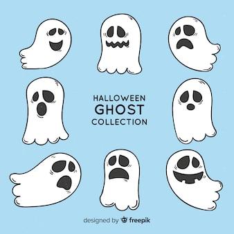 Halloween ghost set