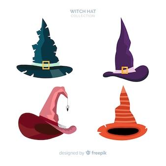 Halloween hat collectio