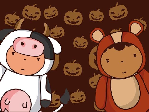 Halloween and kids