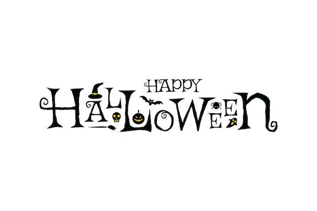 Хэллоуин надписи