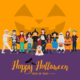 Хэллоуин вечеринка фон