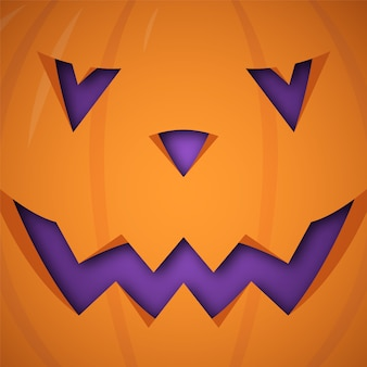Halloween pumpkin background.