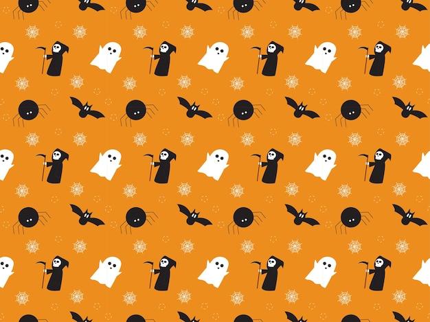 Хэллоуин шаблон иллюстрации