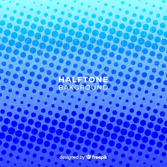 Haltone background