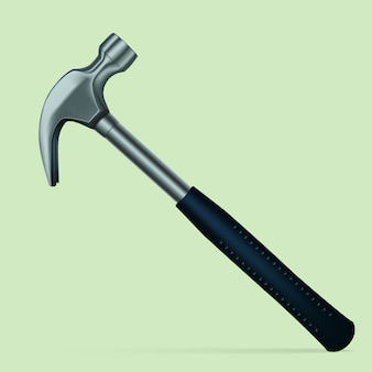 A hammer is a construction tool.