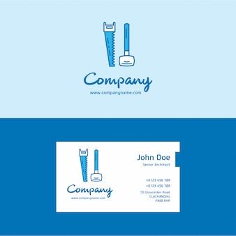 Логотип и карта hammer