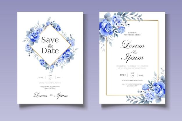 Рука рисунок ботанический набор свадебных открыток