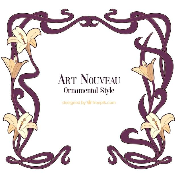 art nouveau vectors photos and psd files free download rh freepik com art nouveau victor horta art nouveau victoria and albert