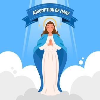 聖母の被昇天図