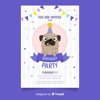 Birthday Invitation Vectors Photos And PSD Files