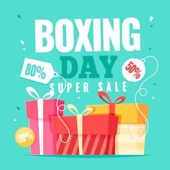 Подарки на день бокса