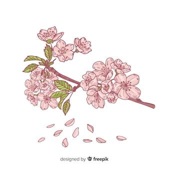 手描き桜支店