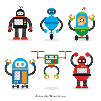 Robot Cartoon Vectors Photos And Psd Files Free Download