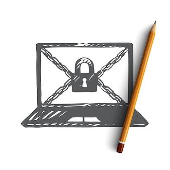 Защита компьютера от руки