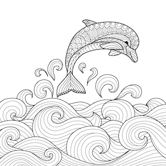 Dolphin Vectors, Photos and PSD files | Free Download