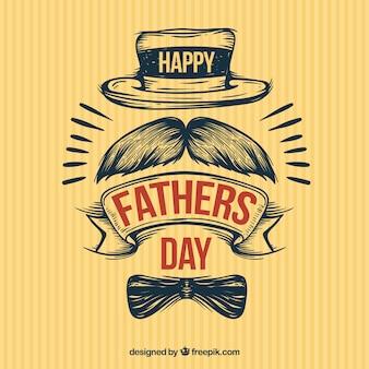 День открытых дверей отцов с усами