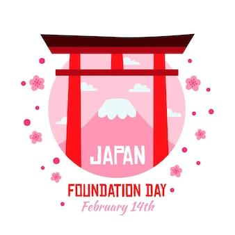 День основания японии